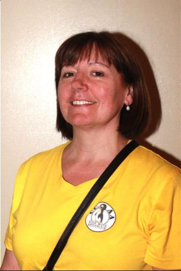 Mira Marcetic - CCAA Committee Member