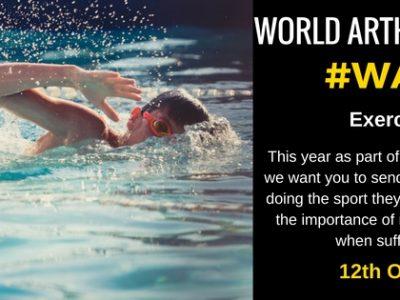 world arthritis day 2016